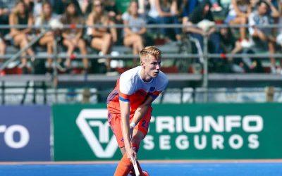 Hockey-international Joep de Mol verbindt zich aan Stichting Teun