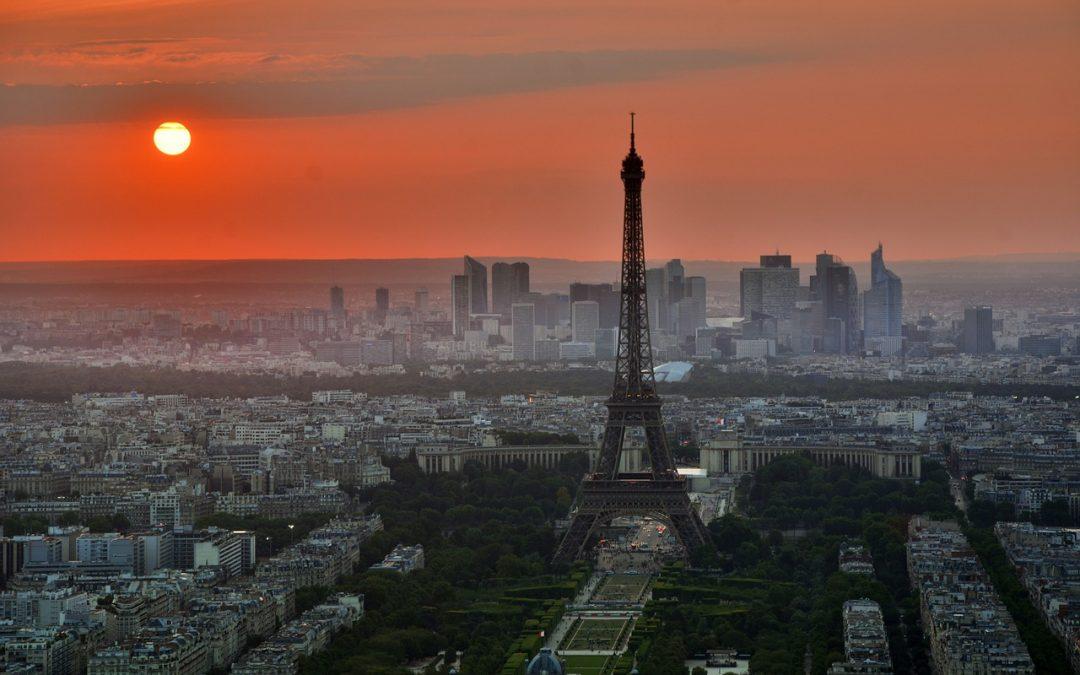 Presque nous commencons le Marathon de Paris